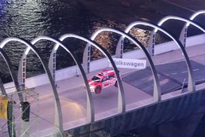Este año, el Campeonato Mundial de Rally repite su pasada frente al Centro Cívico.