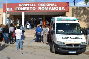 Ambulancia Dean Funes 1