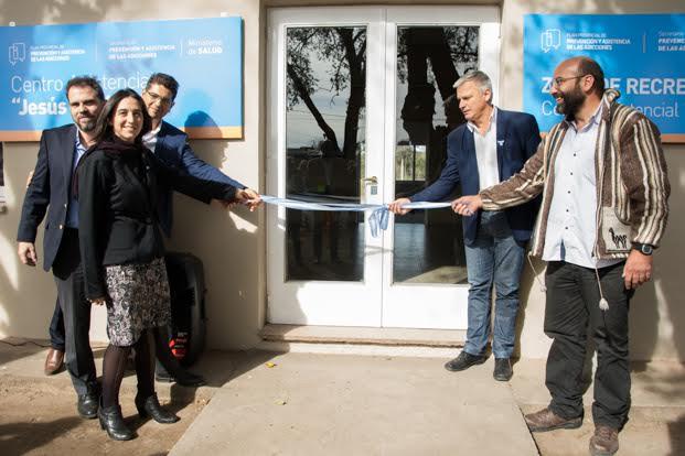 Nuevo Centro Asistencial de las Adicciones en Jesús María