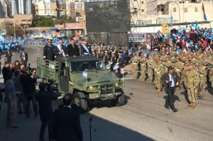 Desfile 25 de mayo 2017