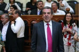 Ex presidente de Chile, Eduardo Frei Ruiz Tagle (Foto Twitter)