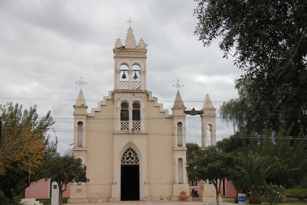 """San Vicente, un poblado ubicado en la """"triple frontera de la provincia"""""""