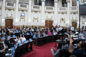 La Legislatura aprobó la relicitación de Gasodustos Troncales