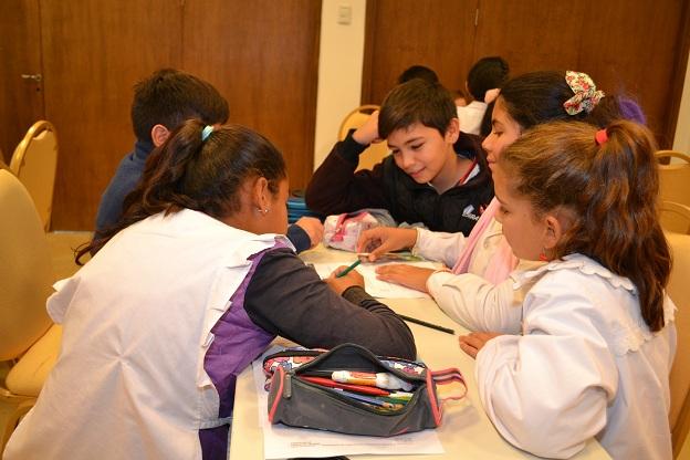 Más de 1.500 alumnos participan de las Olimpíadas de Cooperativismo Escolar