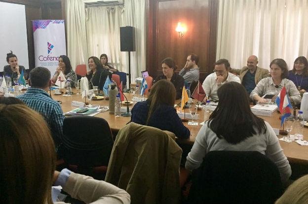 Córdoba participó en la reunión del Consejo Federal de niñez