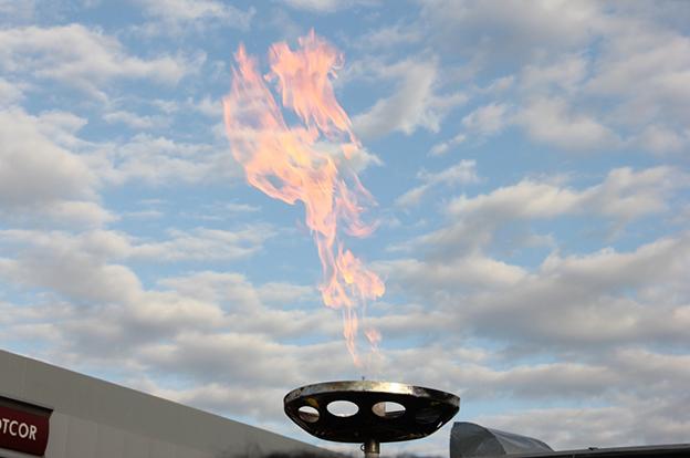 Schiaretti habilitó una obra de gas que beneficiará a más de 9 mil vecinos de 32 barrios