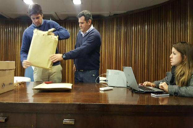 Se conocieron los oferentes para ejecutar obras hídricas en la provincia