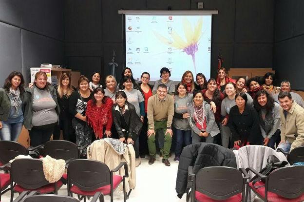 Desarrollo Social participó en capacitación a cuidadores gerontológicos