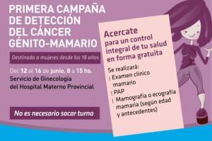 Cancer Genito Mamario para portal