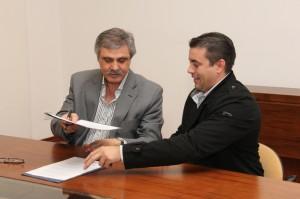 Firma de convenio 1