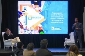 Luciano Crisafulli, gerente de Emprendimientos de la Agencia Innovar