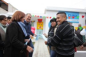 """inauguración de la sala cuna N° 220 """"Dulces Caricias"""" 6"""