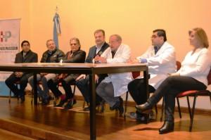 Cohen nuevo Director hospital Pasteur de Villa María