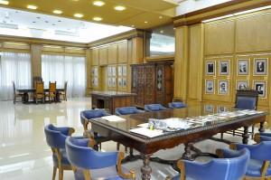 El Salón de los Gobernadores.