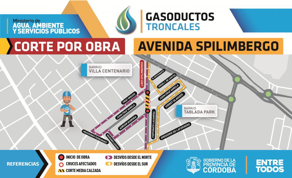 Gasoductos - 3 Spilimbergo