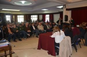 audiencia pública ambiental - Carlos Paz