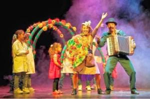Cultura-tres tigres teatro listo pa sembrar