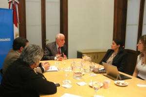 reunión de ministerio de justicia y derechos humanos con unicef 3 ok