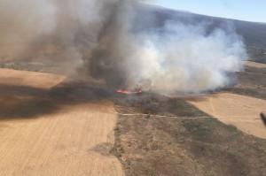 Incendio en Molinari 2