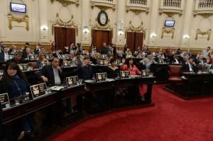 Legislatura sesión