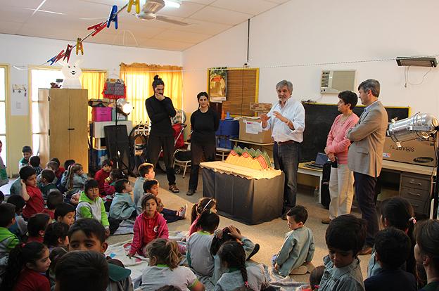 En Córdoba Capital, inauguraron 4 nuevas salas de jardín de infantes