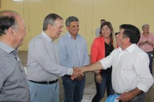 Gobernador en Villa Gutiérrez