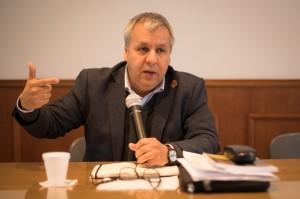 Luis Pedernera, miembro del Comité de Naciones Unidas por los derechos de los niños.