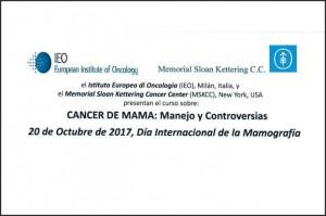 cancer de mama curso internacional