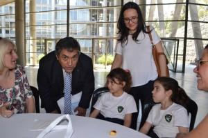 Alumnos cordobeses se preparan para representar a Córdoba en la Feria Nacional de Ciencias