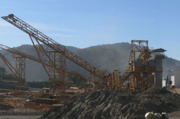 Crece la producción minera de áridos cordobeses