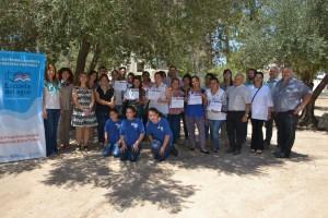 Escuela del agua- Jornada en Cruz del Eje