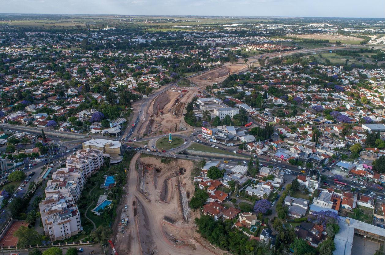 Circunvalación  nuevos desvíos entre Spilimbergo y Nudo Vial 14 ab9aee27842