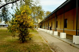 Patio Conservatorio. UPC