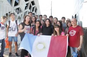 Estudiantes cordobeses participantes de la Olimpiada Internacional de Matemática ATACALAR 2017