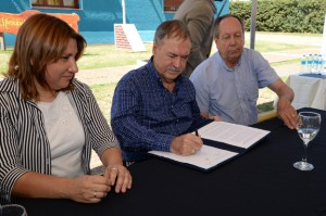 Schiaretti anunció obras para Ballesteros Sud