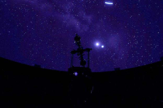 Segunda charla de divulgación científica en Plaza Cielo Tierra