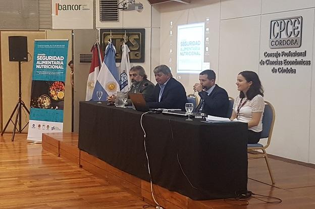 Especialistas en seguridad alimentaria de la Región Centro se reúnen en Córdoba