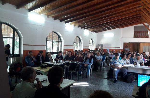 El Gabinete Productivo participó del II Encuentro Regional de Bromatología