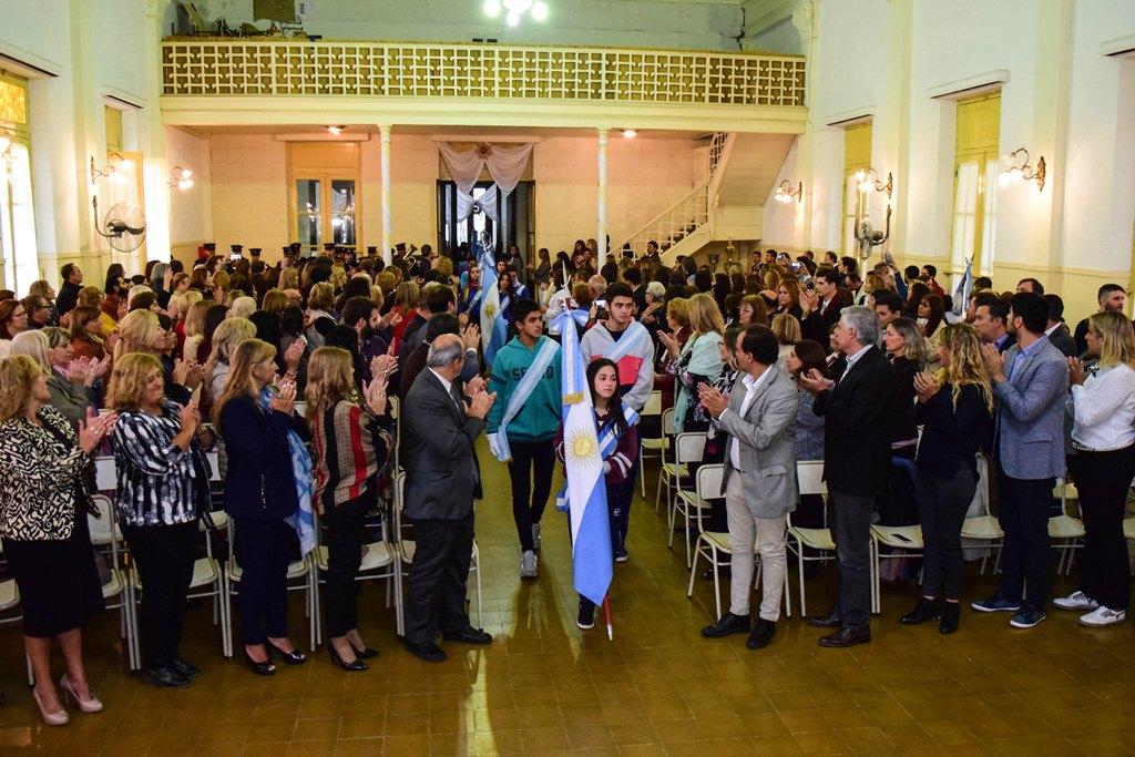 Image result for escuela normal superior de rio cuarto 130 años de fundación