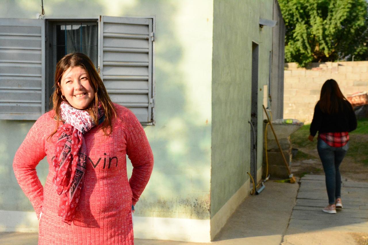 La historia de Elizabeth, a quien el Plan Vida Digna le cambió la vida