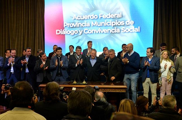 Por el Acuerdo Federal, ya se transfirieron $78 M a gobiernos locales