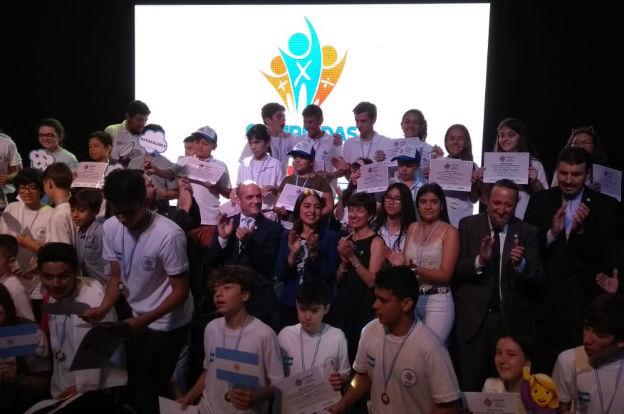 Gran desempeño de cordobeses en la Olimpiada de Matemática ATACALAR 2018