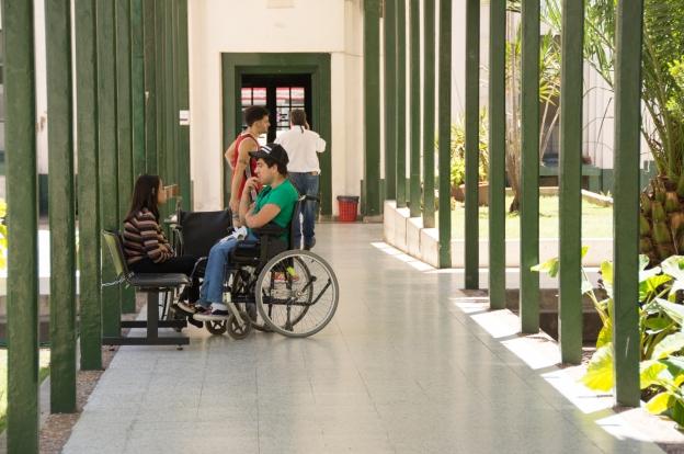 Financian proyectos destinados a personas con discapacidad