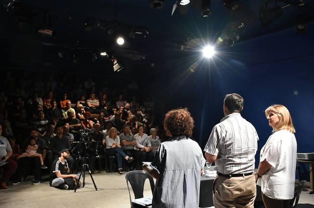 El teatro independiente en el Festival de la Palabra