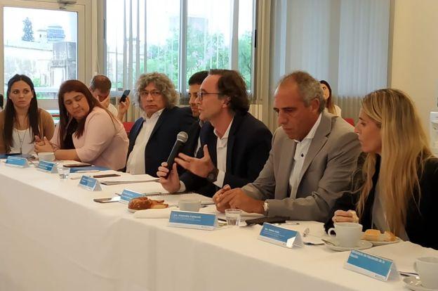 Córdoba compartió su experiencia sobre revalúos inmobiliarios
