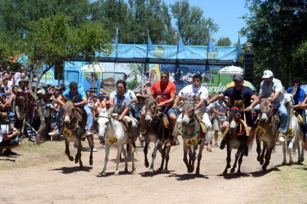 Se viene el Rally Mundial de Burros en Mina Clavero