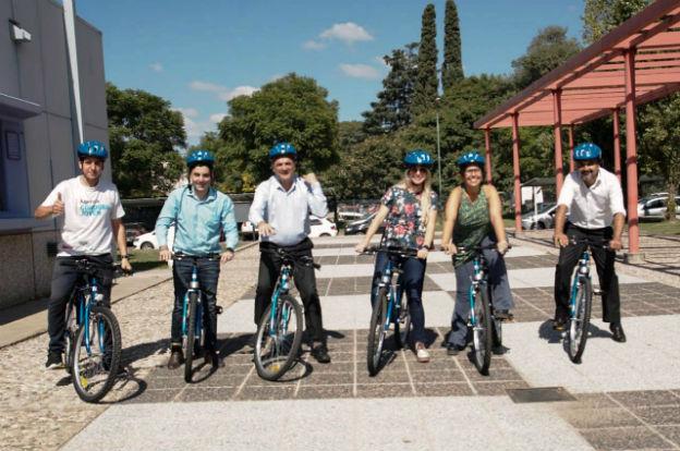 La Universidad Provincial de Córdoba se sumó al Club del Pedal