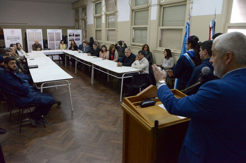 La Comisión Cuatripartita de la Construcción sesionó en el Cassaffousth