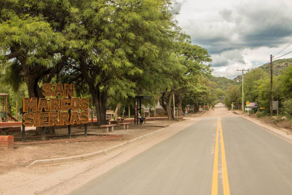 La ruta gastronómica llega a San Marcos Sierras