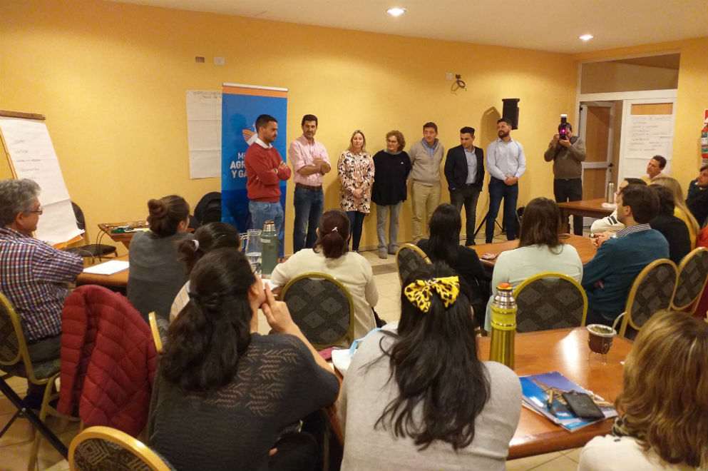 Comenzó el Curso para Jóvenes Cooperativistas al completo